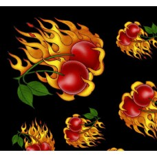 cherries in flames ezdanna head wraps