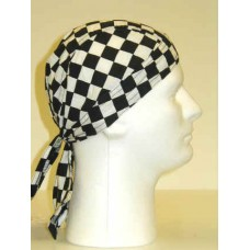 checkered flag ezdanna head wraps