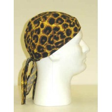 leopard print ezdanna head wraps