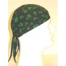 green aliens ezdanna head wraps