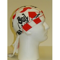 japanese flag ezdanna head wraps